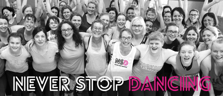 Never Stop Dancing – Online Dance Class