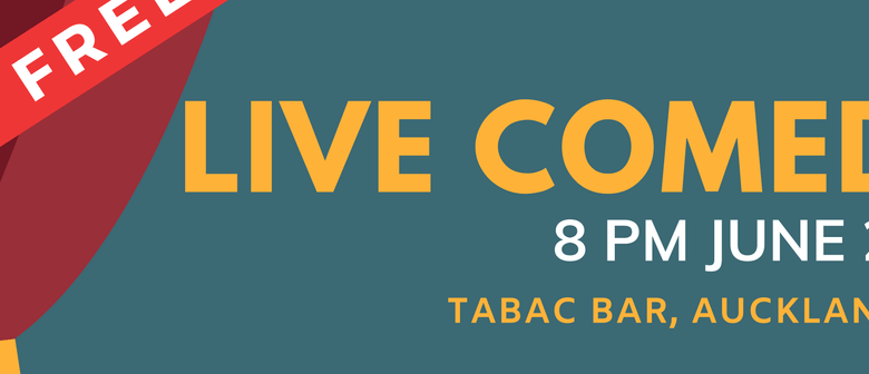 Comedy at Tabac Bar