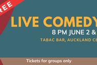 Comedy at Tabac Bar