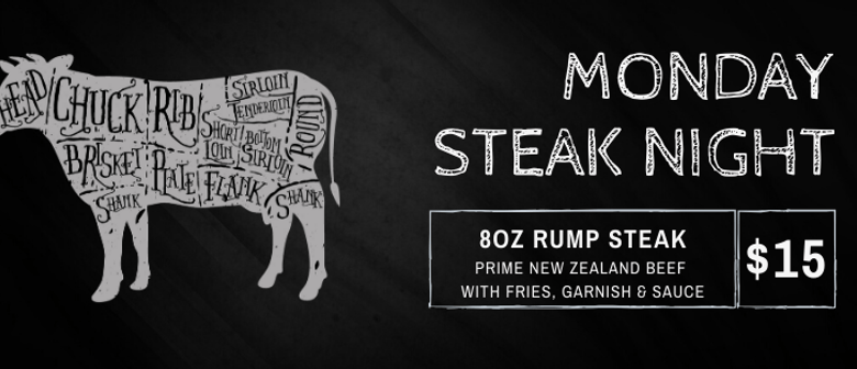 Carlton's $15 Steak Night