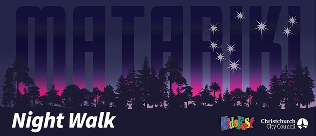 Matariki Night Walk at the Styx