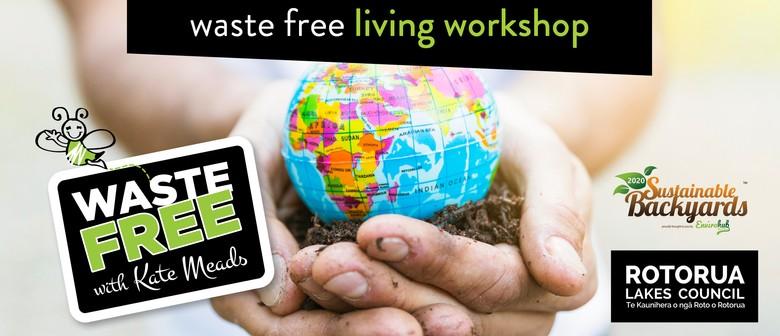 Rotorua Waste Free Living Workshop