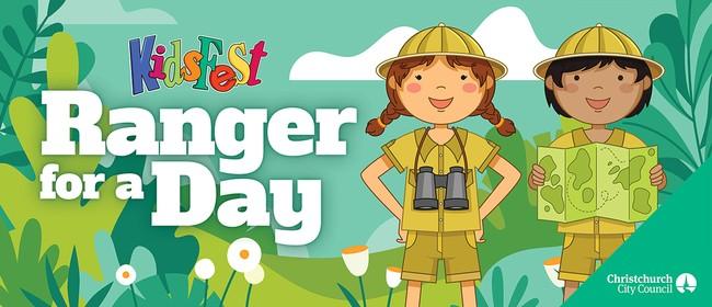 Ranger for a Day: Bottle Lake Forest