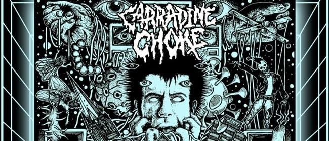 Carradine Choke Album Release Party