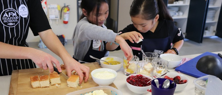 Cooking Class School Holiday Programme - 7-11 year olds