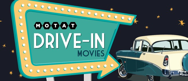 Drive-In Movies by MOTAT