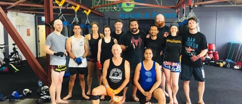 Free Trail Kick Boxing Class