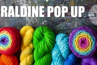 Wool on Wheels Pop Up - Geraldine
