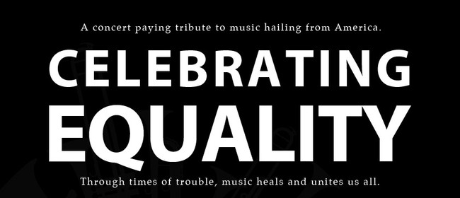 Christchurch Symphonic Brass Presents: Celebrating Equality