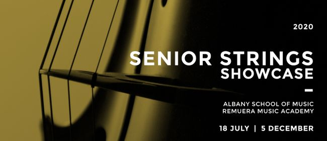 Chiron Senior Strings Showcase