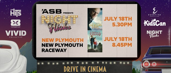 ASB Presents: Night Flicks Drive In Cinema - New Plymouth