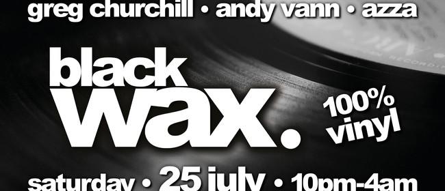 Black Wax (100% Vinyl) #18