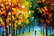 Wine and Paint Party - Autumn Walk