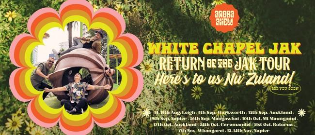White Chapel Jak - Return of the Jak Tour - Crab Farm Winer