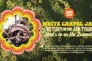 White Chapel Jak - Return of the Jak Tour - Crab Farm Winer