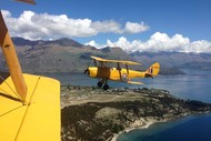 Aviation Tour of New Zealand - South Island