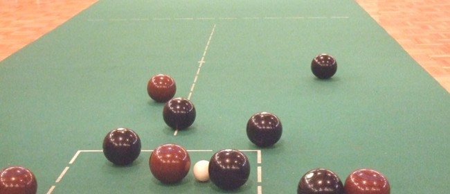 Somervell Indoor Bowls: CANCELLED