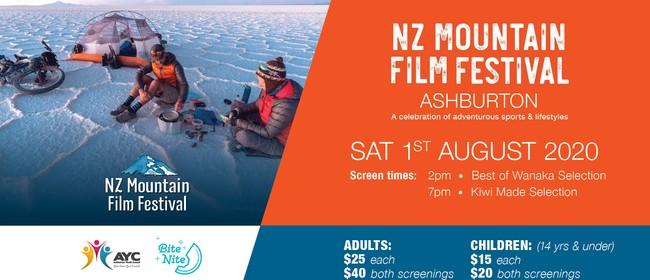 NZ Mountain Film Festival - Ashburton