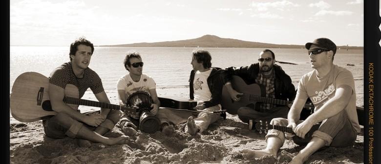 Phil Edwards Band - Auckland Arts Festival