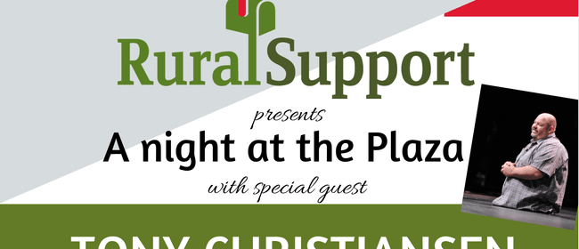 Rural Support Presents A Night At the Plaza