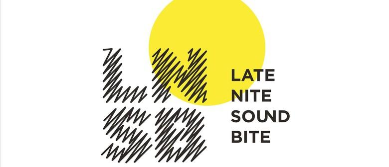 Late Nite Sound Bite 2020
