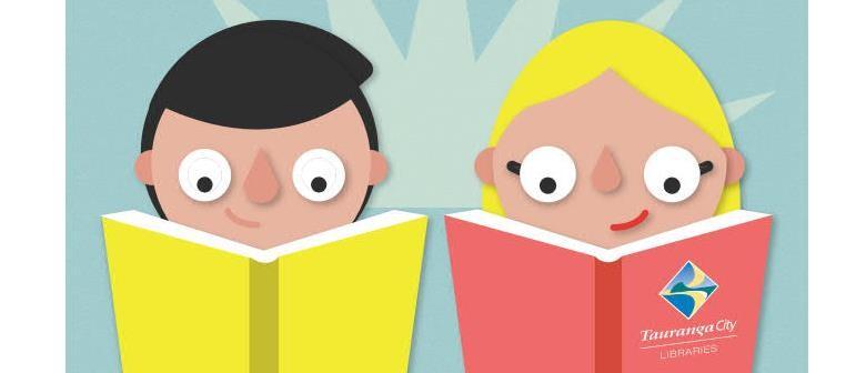 Kids & Tween's Book Club - Online