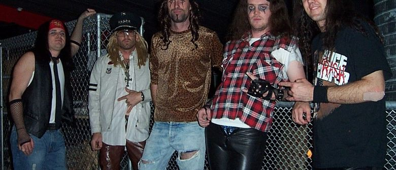 80s Hard Rock Tribute Night with Maskara