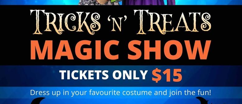 Tricks n Treats Magic Show