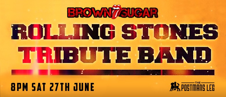 The Rolling Stones Tribute (Brown Sugar)