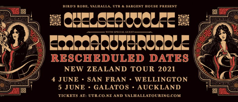 Chelsea Wolfe: CANCELLED