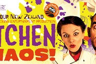 Kitchen Choas - Arrowtown
