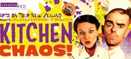 Kitchen Chaos!  A Rollicking Entertainment production