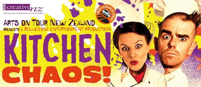 Kitchen Chaos - A Rollicking Entertainment Production