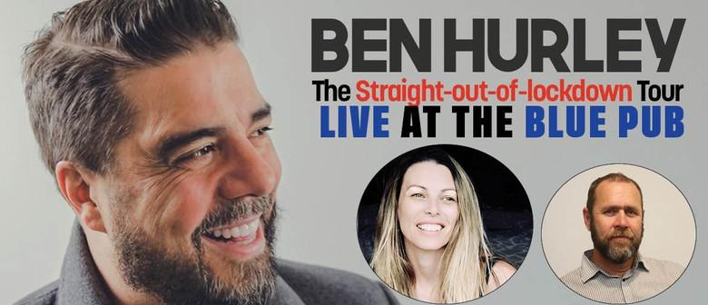 Ben Hurley Live at the Blue Pub