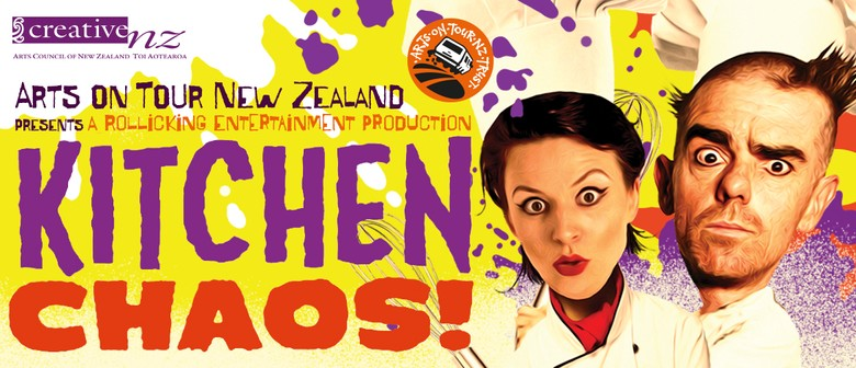 Kitchen Chaos- A Rollicking Entertainment production