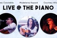 James Constable, Madeleine Howard & Courtney Allison Live