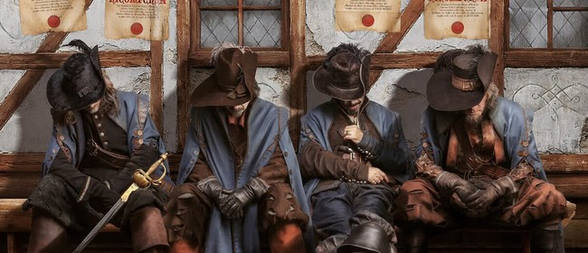 Italian Film Festival NZ - 'The King's Musketeers'