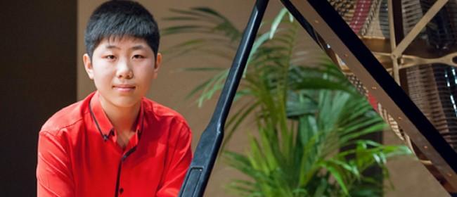 Lunchtime Music - Lixin Zhang, Piano Recital