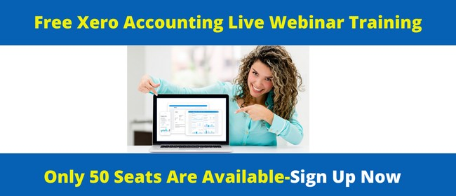 Xero Accounting Live Webinar Training