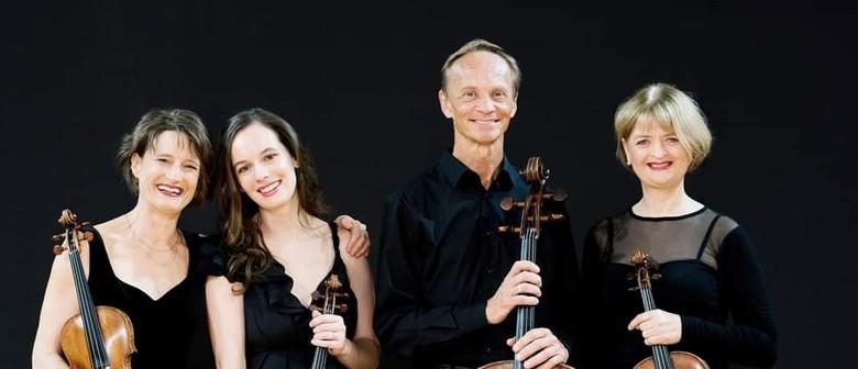 NZ String Quartet celebrates Beethoven's 250th Birthday