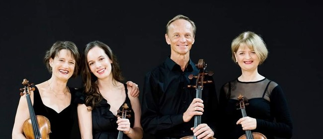 NZ String Quartet celebrates Beethoven's 250th Birthday