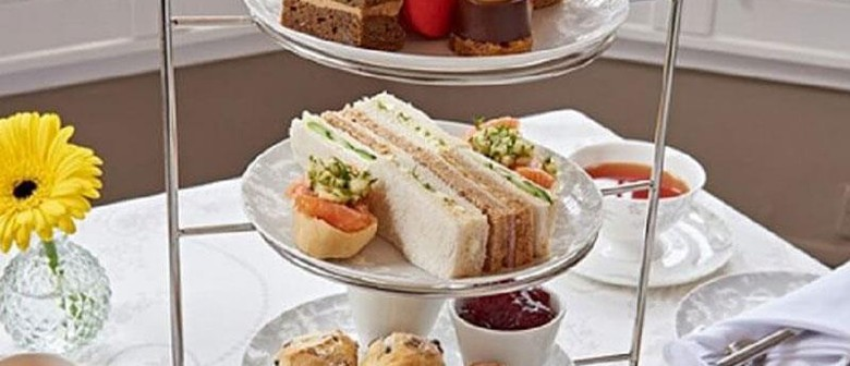 Vegan High Tea: Fundraising for Vegan Angels