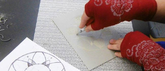 Linocut Printmaking - Evening Classes Term 3