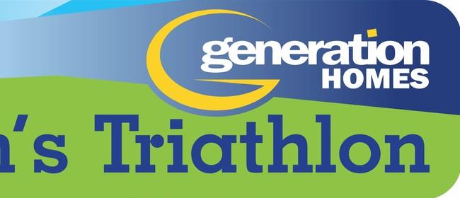 Generation Homes Womens Triathlon