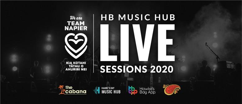 HB Music Hub Live Session 7 ft. the Miserables