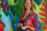 Kids Holiday Painting Class With Paula Knight