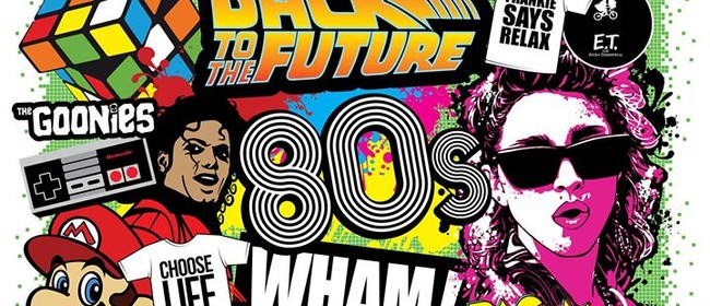 The Best 80s Night Ever