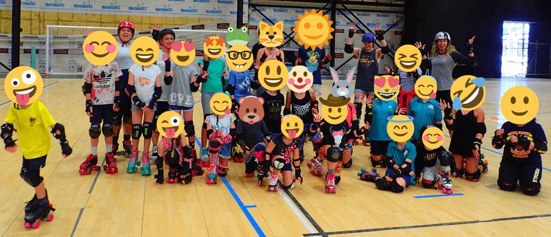Roller Skating Class Kids