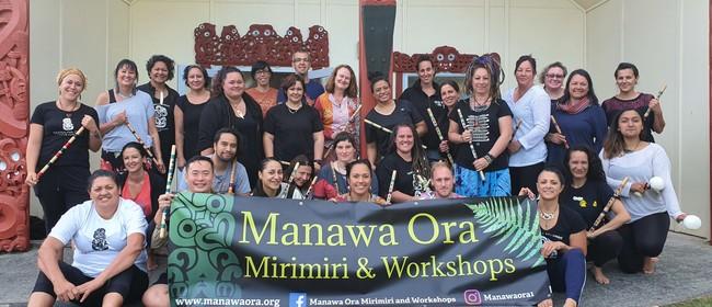 Manawa Ora Mirimiri Workshop, Kapiti College Marae, Jul 2020