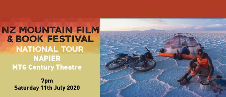 NZ Mountain Film Festival – 'National Tour' - Hawkes Bay